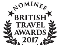 Vote for Angelfish Travel in the 2016 British Travel Awards