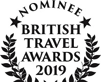 Vote for Angelfish Travel in the 2019 British Travel Awards